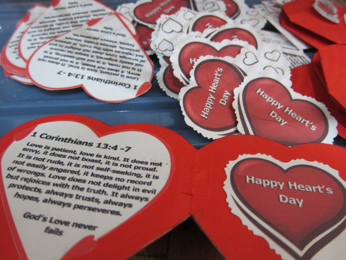 The Valentine's Project